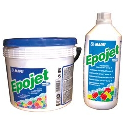 Mapei epojet lv miers construction products for Mapei epojet